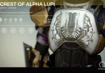 Chest of Alpha Lupi Titan class