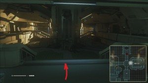 Alien Isolation Access San Cristobal Medical Reception