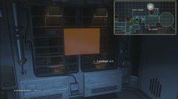 Alien Isolation Blueprint Flashbang Version 1