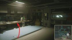 Alien Isolation Blueprint Molotov V. 1