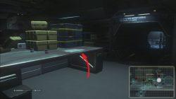 Alien Isolation Blueprint Smoke Bomb Version 1