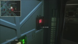 Alien Isolation Elevator to the Lower Hospital