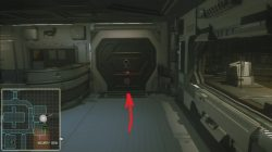 Alien Isolation Find Keycard to Access San Cristobal Medical Wards
