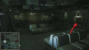 Alien Isolation Find Morley's Office