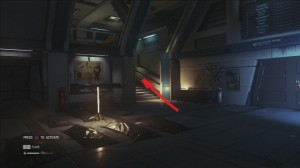 Alien Isolation Get Through the Main Door