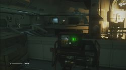 Alien Isolation Initiate San Cristobal Medical Evacuation Procedures