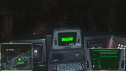 Alien Isolation Search the Spaceflight Terminal for Help