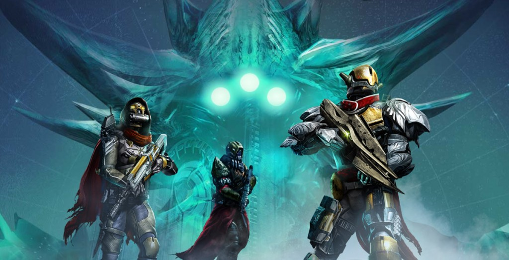 Destiny expansion The Dark Below