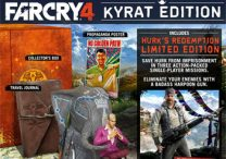 Far Cry 4 Collector's Edition items