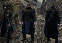 Shadow of Mordor Dark Ranger skin