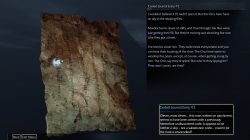 Shadow of Mordor Artifact Cab Gwanath Bluff Coded Journal Entry 2