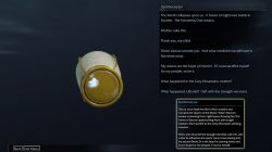 Shadow of Mordor Artifact Ethir Poros Apothecary Jar