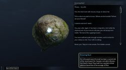 Shadow of Mordor Artifact Nurnen Fishery Mortar and Pestle