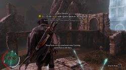Shadow of Mordor Bow Legend Swift Mercy
