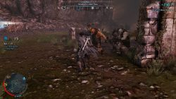 Shadow of Mordor Bow Legend The Eye of Vengeance