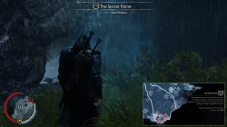 Shadow of Mordor Bow Legend The Secret Flame
