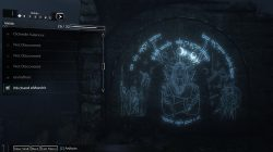 Ithildin Shadow of Mordor Fort Morn Stronghold