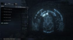 Shadow of Mordor Ithildin Fort Morn