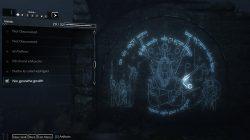 Shadow of Mordor Tirith Mesas Ithildin