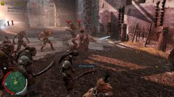 Shadow of Mordor Sword Legend Cutting the Lines