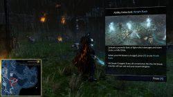 Shadow of Mordor Sword Legend Nameless Things
