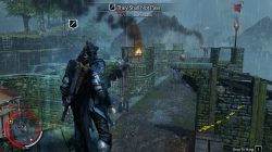 Shadow of Mordor Sword Legend They Shall Not Pass