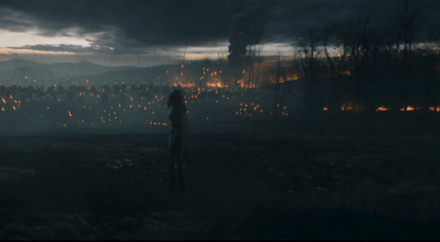 The Witcher 3: Wild Hunt Opening Cinematic