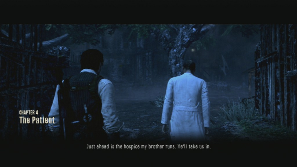 The Evil Within Chapter 4 The Patient