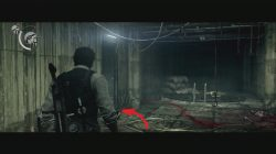 The Evil Within Chapter 10 Carousel Map Fragment 18