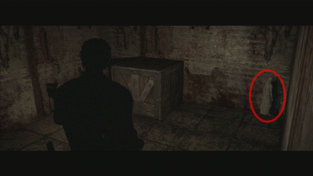 The Evil Within Chapter 10 Key Stone Statue 1