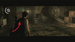 The Evil Within Chapter 10 Lore Door 1