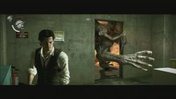 The Evil Within Chapter 10 Parking Lot Big Monster