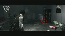 The Evil Within Chapter 11 Key Stone Statue Location 3