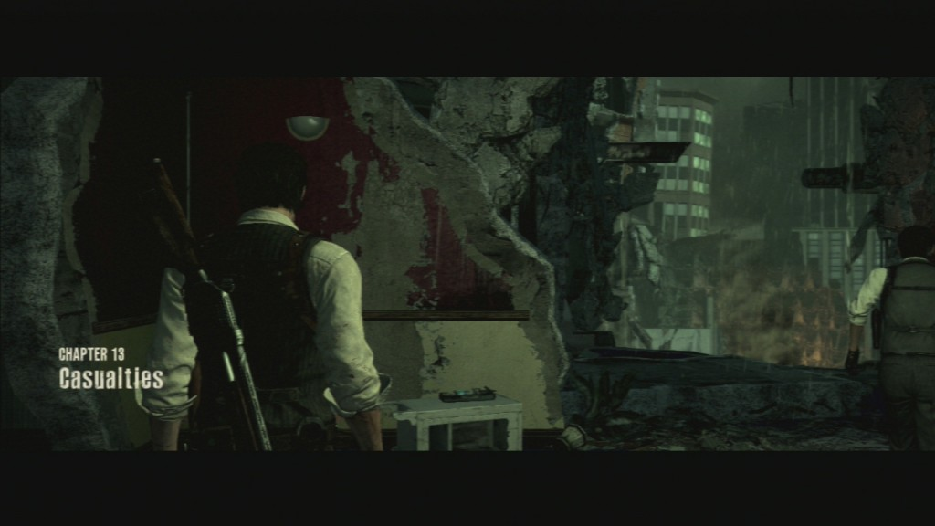 The Evil Within Chapter 13 Casualties
