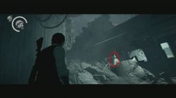 The Evil Within Chapter 14 Subway Train Bridge Key Stone Statue