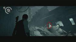 The Evil Within Chapter 14 Subway Train Bridge Key Stone Statue