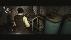The Evil Within Chapter 5 Inner Recesses