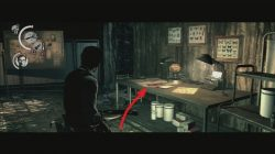 The Evil Within Chapter 6 Cemetery Lab Note