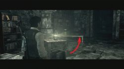 The Evil Within Chapter 7 Catacomb Note