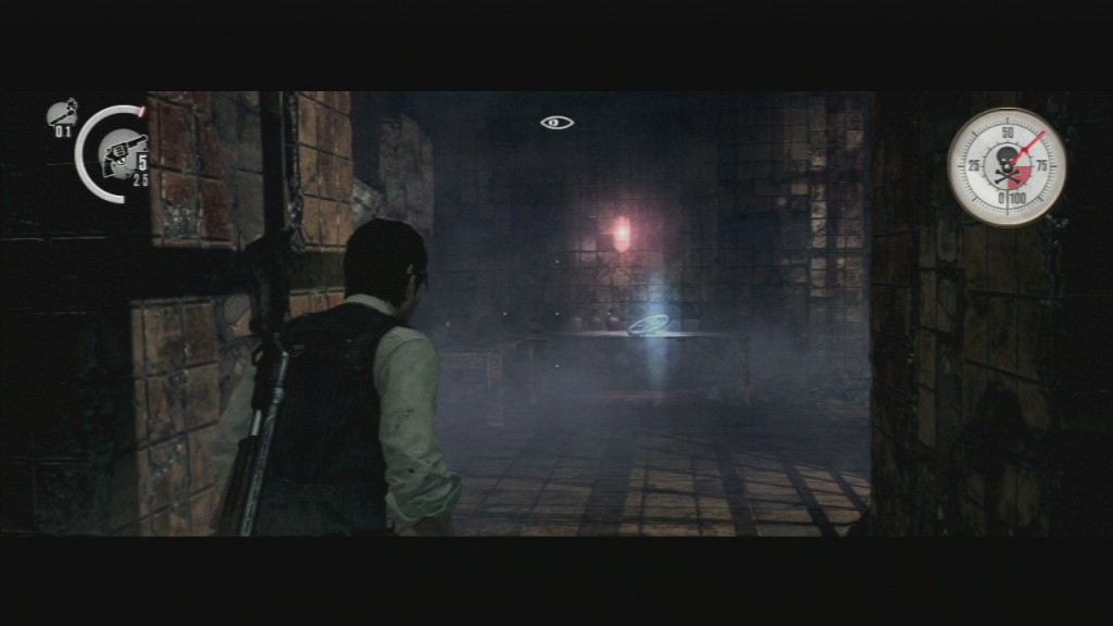 The Evil Within Chapter 7 Valve handle