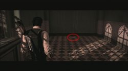 The Evil Within Chapter 8 Map Fragment 14