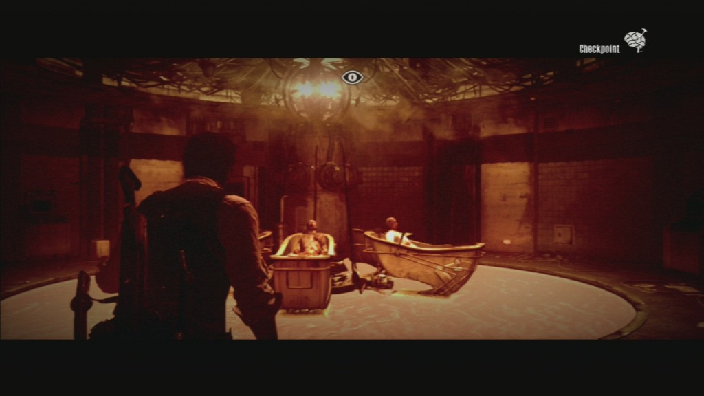 The Evil Within Complete the Chapter