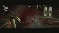 The Evil Within Defeat Hairy 6 Legged Creature