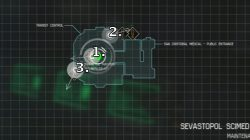 activate transit station avoid droid map