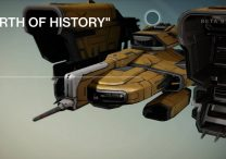 Iron Banner Ship Birth of History