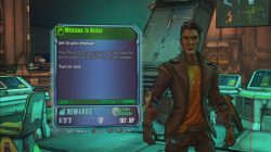 borderlands the pre sequel welcome to helios reward