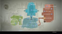 xur location map location