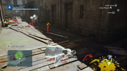 AC Unity A Dash of Poison Alley Clues