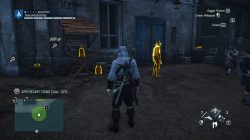 AC Unity A Dash of Poison Apothecary Stand Cluesv