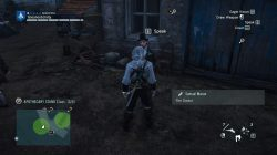 AC Unity A Dash of Poison Find the Murderer